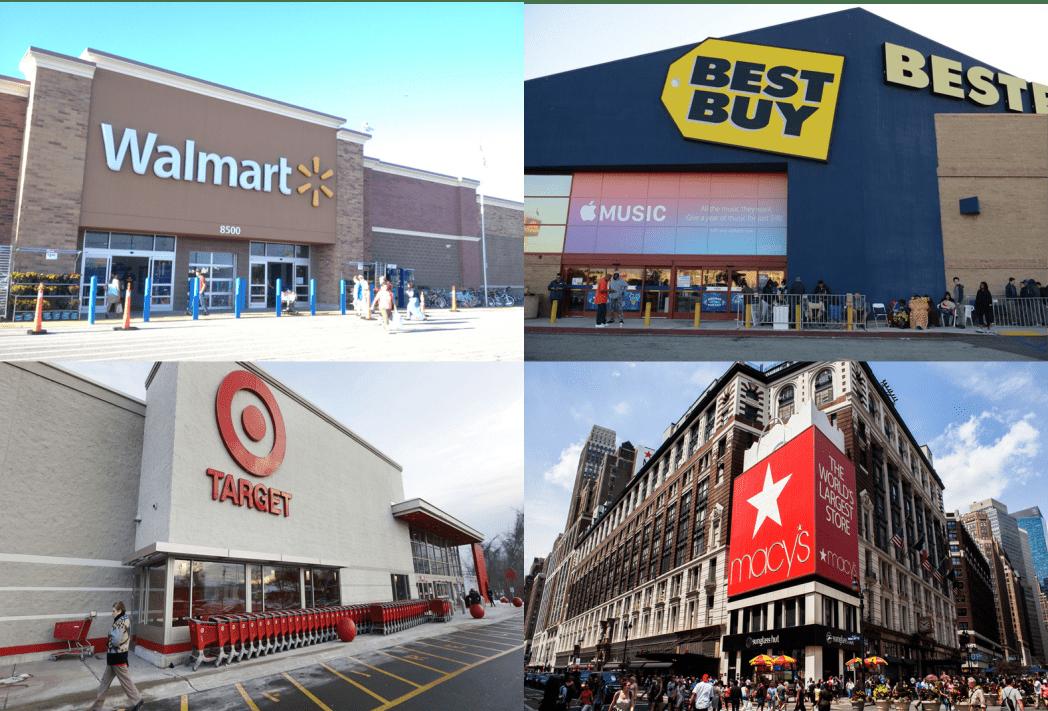 Retailers norteamericanos 1 - Retailers estadounidenses exhortan a Donald Trump a no imponer fuertes aranceles a productos importados desde China
