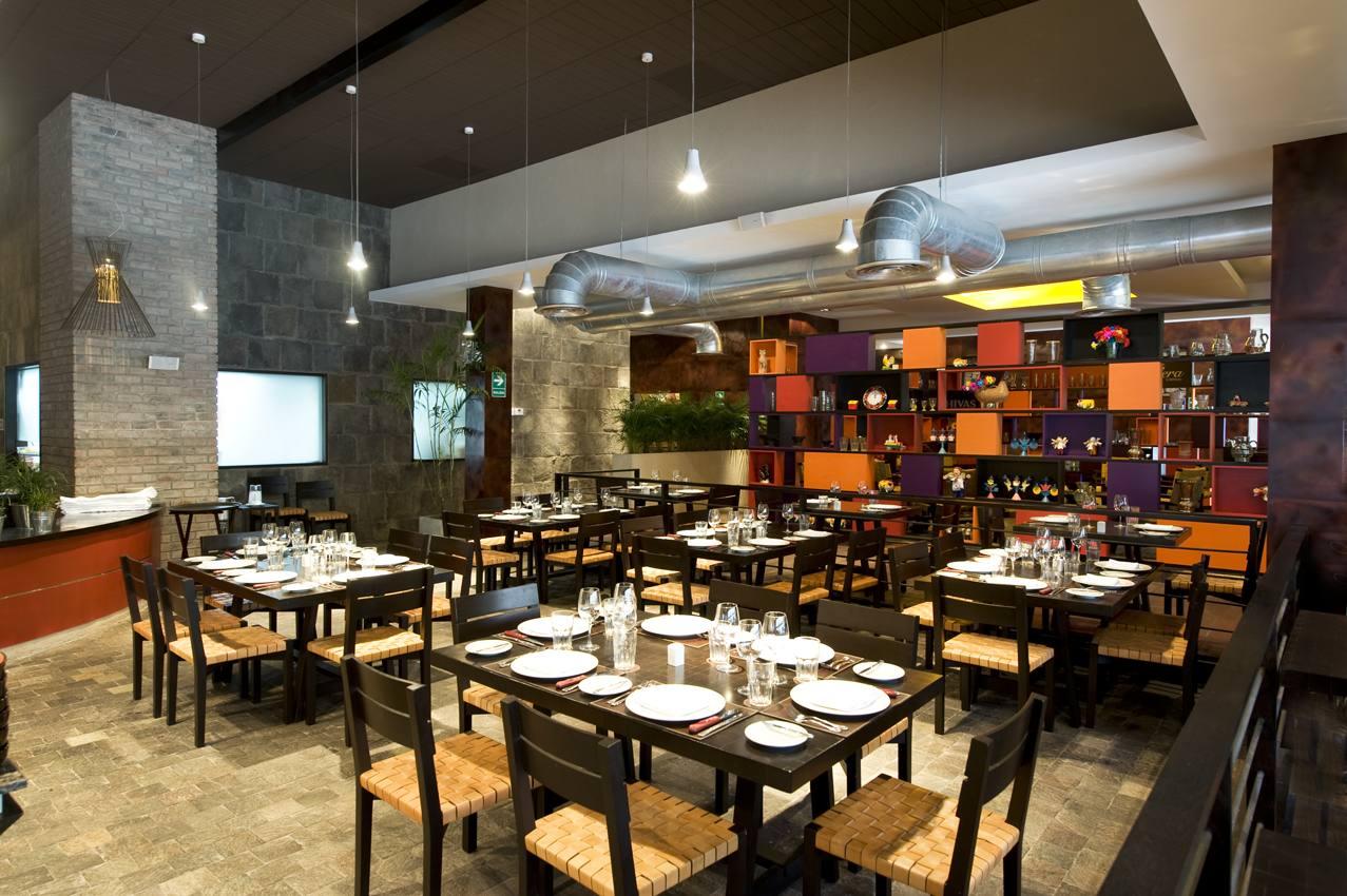 El pujante sector gastron mico y de restaurantes en el per for Disenos de interiores restaurantes