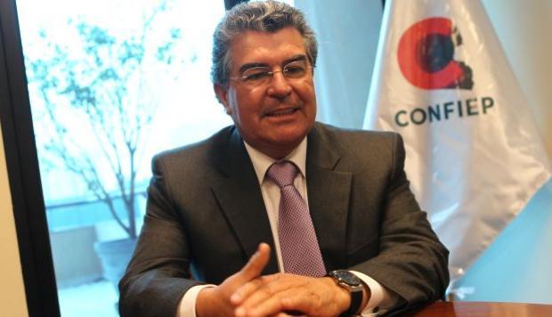 Ricardo Briceño confiep - Confiep afirmó que sí recibió US$200 mil de Odebrecht pero en favor de la empresa privada