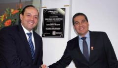 """Ricardo Ruiz y Eduardo Bless 2 240x140 - Plaza San Miguel ya cuenta con """"Oficina de Atención al Ciudadano"""""""