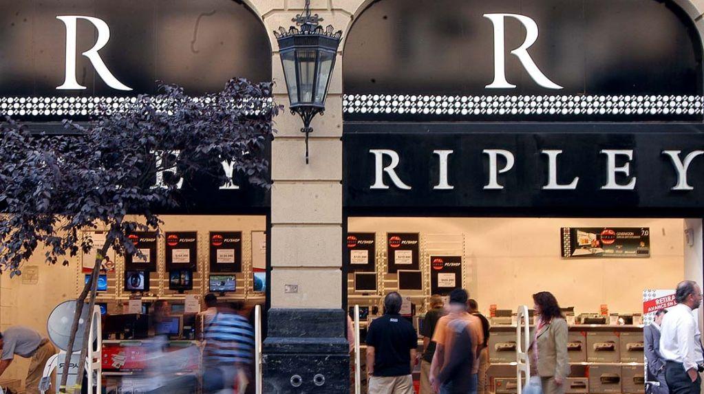 Ripley 1023x573 - Ripley: Familia propietaria de la firma disputa su participación