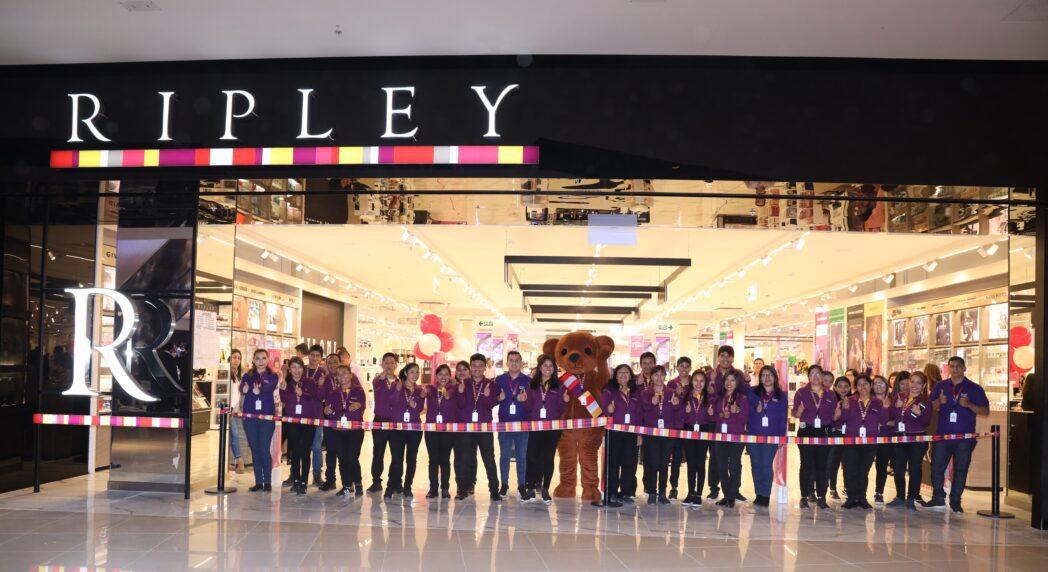 Ripley 2 - Ripley abrió su tienda departamental número 29 en el Perú