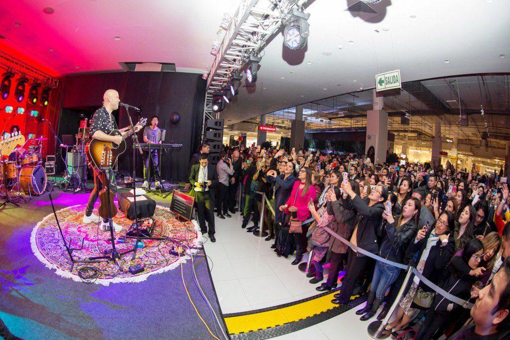 Ripley Mega Plaza2 - Perú: Ripley inauguró su renovada tienda en MegaPlaza de Independencia