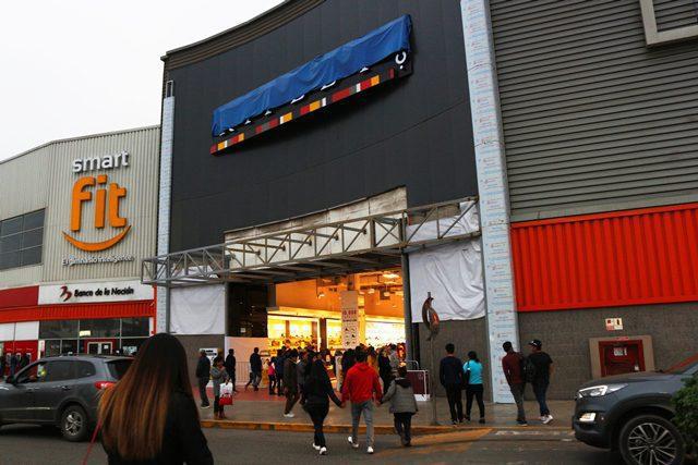 Ripley MegaPlaza4 - Perú: Ripley inauguró su renovada tienda en MegaPlaza de Independencia