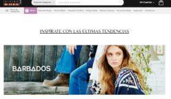 Ripley moda textil online Perú