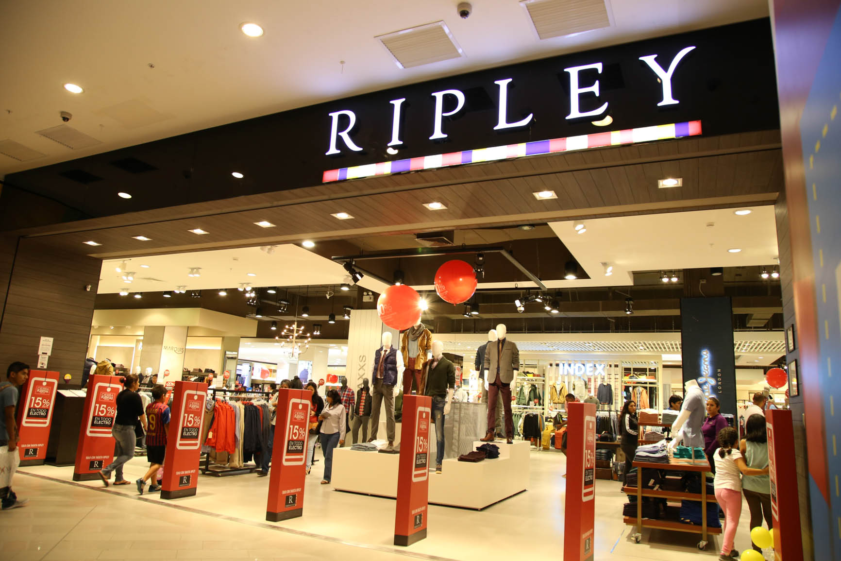 Ripley es adquirida por Liverpool