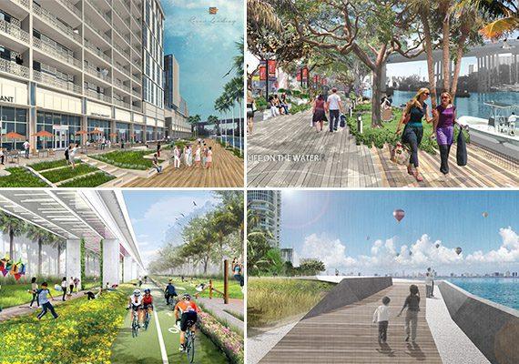 River-Landing-riverwalk-top-rendering-of-the-Biscayne-Line