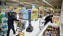 Robot Marty retail