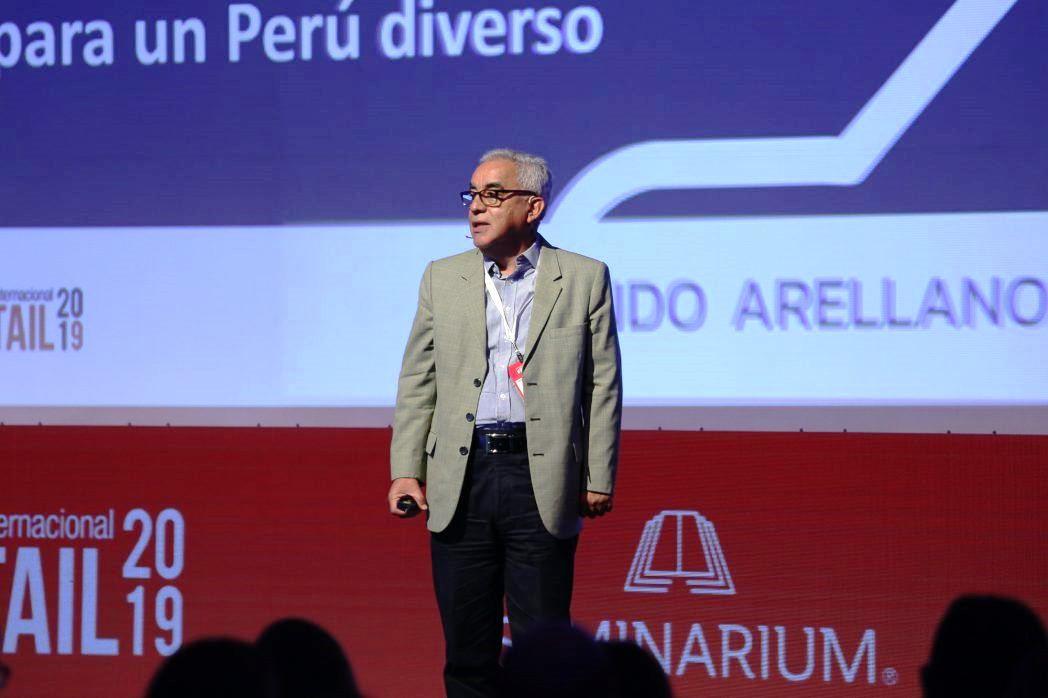 """Rolando Arellano 1 - Rolando Arellano: """"El retail se está acercando un poco más a las necesidades de la gente"""""""