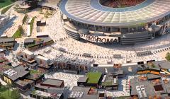 Roma Entertainment Center 240x140 - Conoce el nuevo mall que unirá un estadio, hotel, tiendas y áreas de ocio en Roma