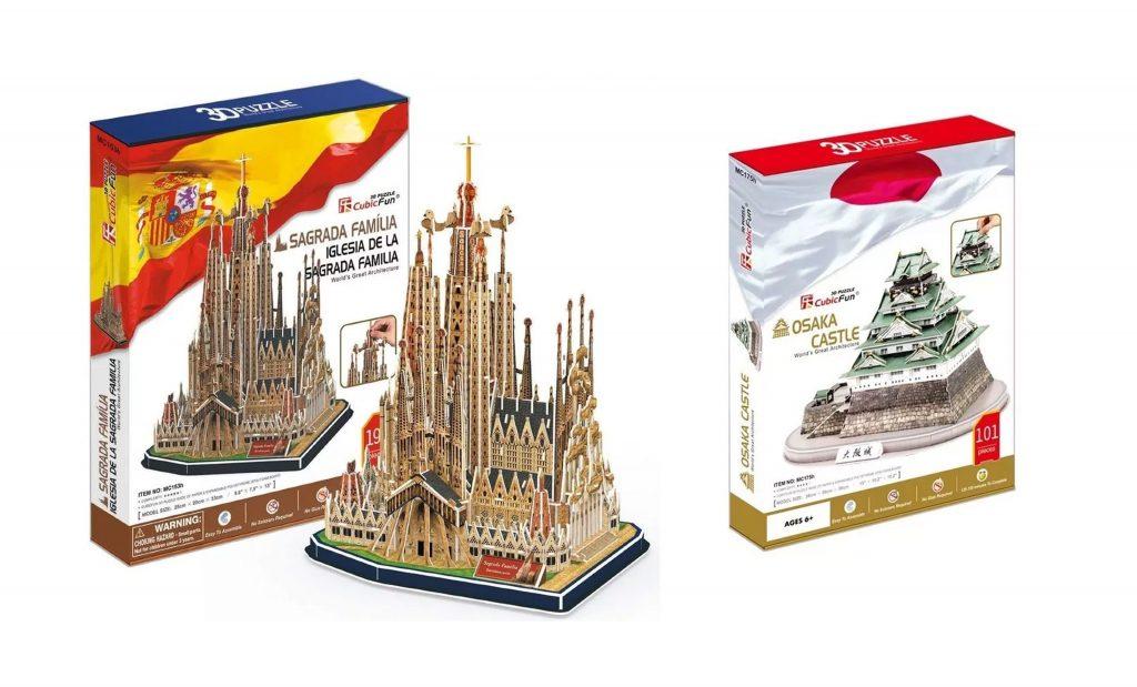 Rompecabezas 3D 1024x619 - Navidad: Diez regalos que puedes comprar en Internet a precio cómodo