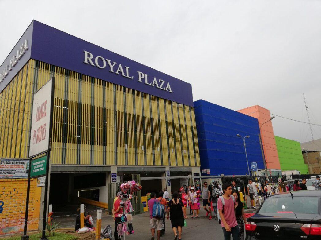 Royal plaza independencia - Perú Retail