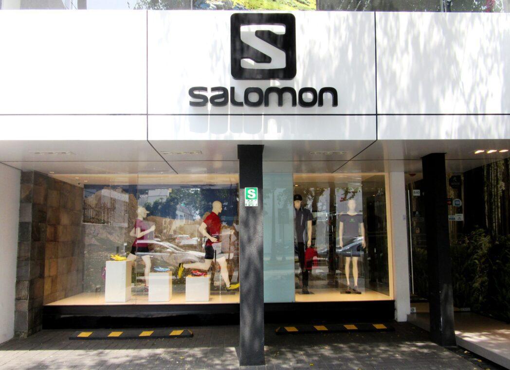 SALOMON tienda Lima
