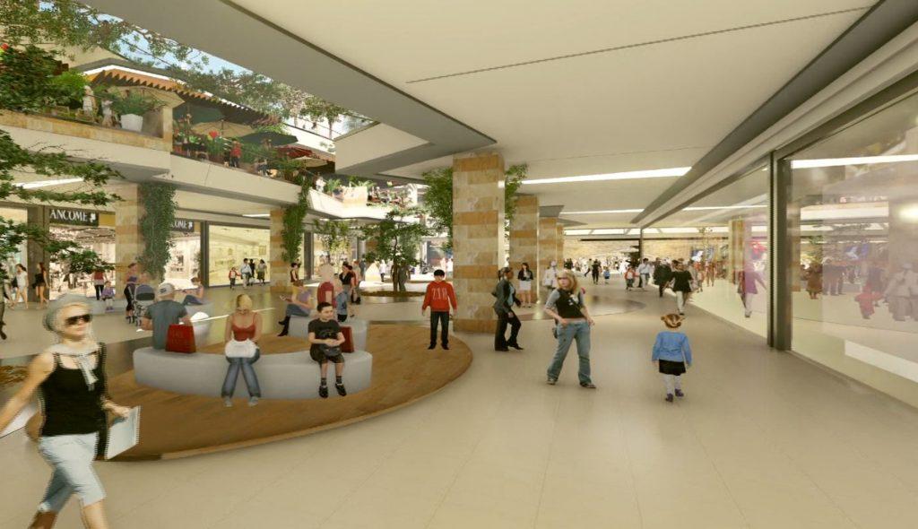 Mall Aventura Santa Anita Sumar 225 Una Departamental Y Fast
