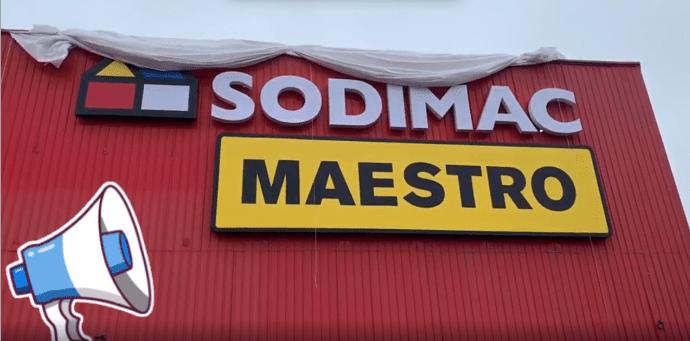 SODIMAC MAESTRO