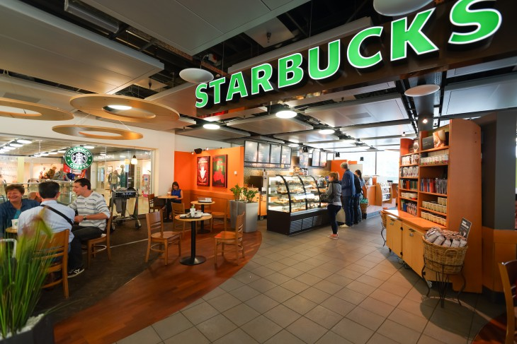 STARBUCKS CAFETERÍA 730 - Starbucks: Más que una bebida, una experiencia