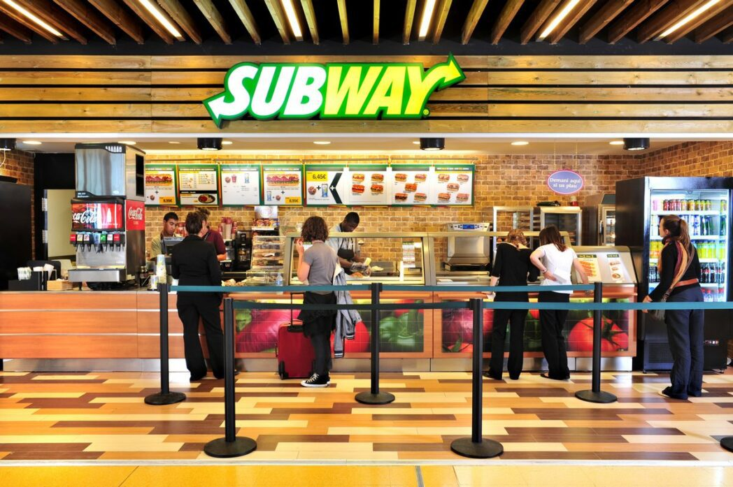 SUBWAY-RESTAURANTE