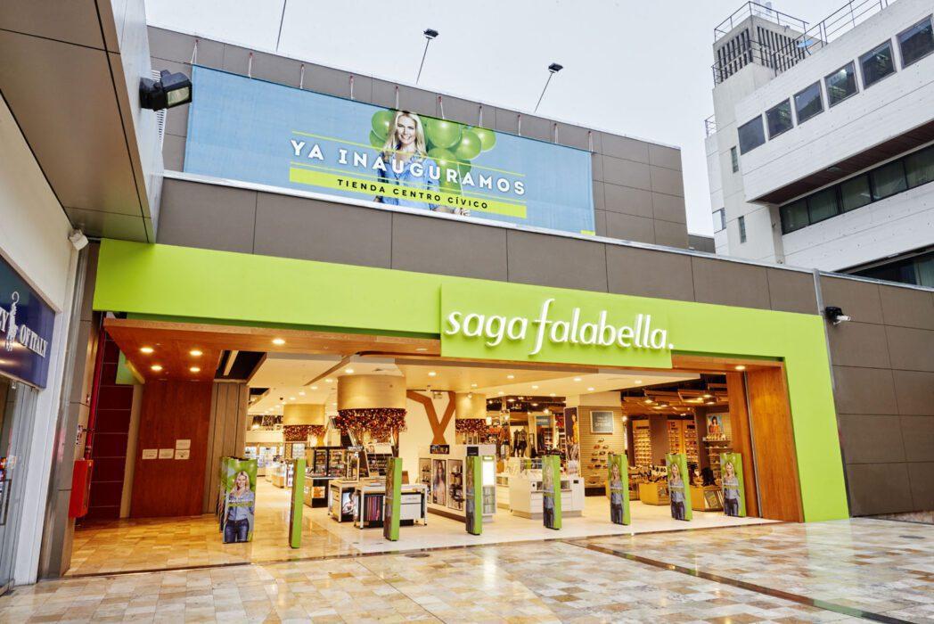 Ventas por internet impulsan ingresos de Falabella