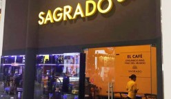 Sagrado Coffe Shop 1