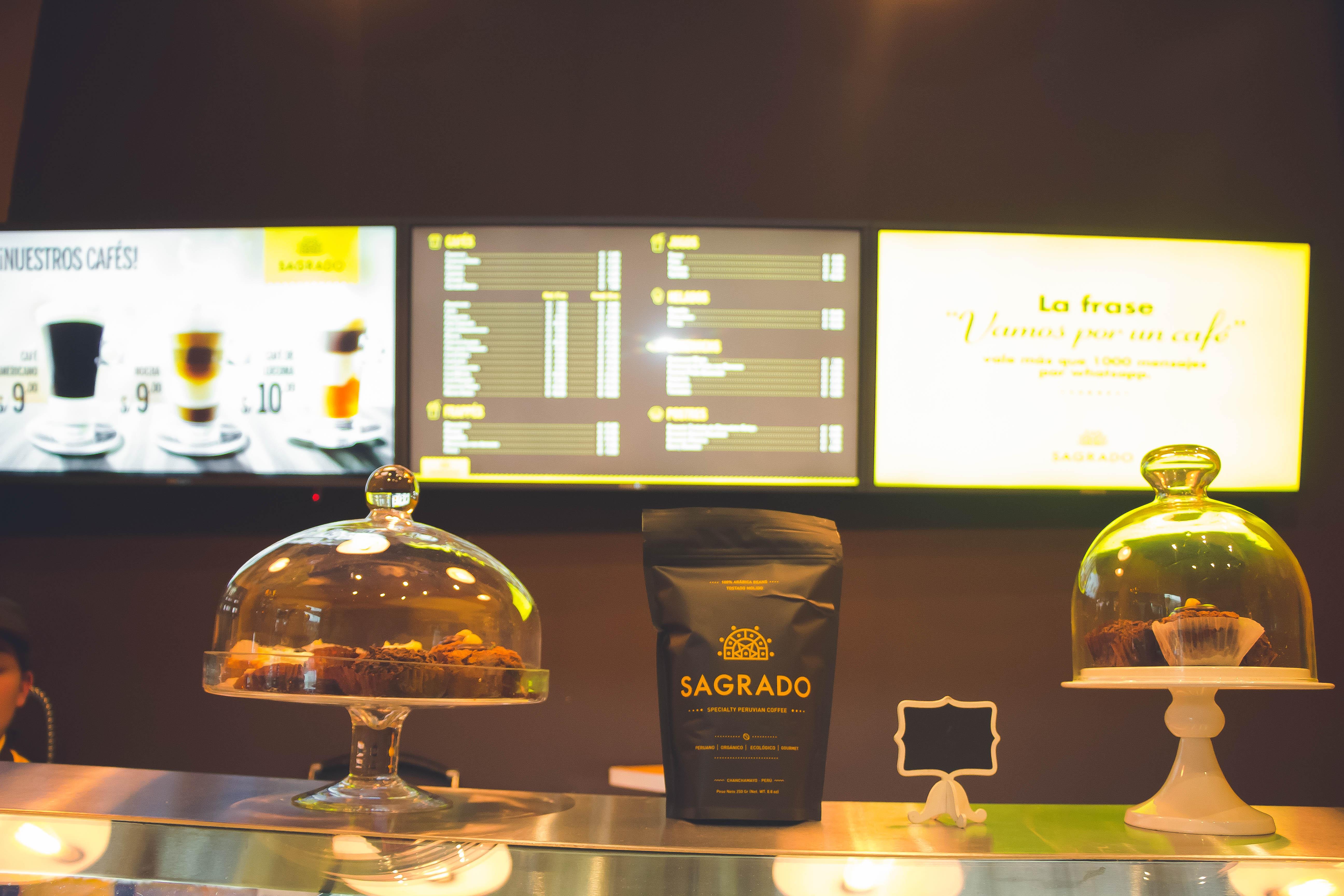 Sagrado Coffe Shop 3