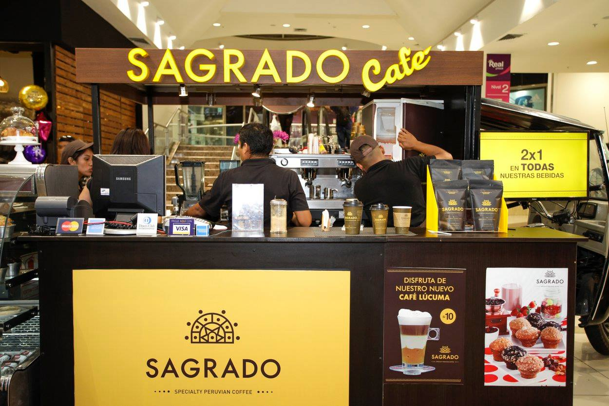 Sagrado Coffee Shop