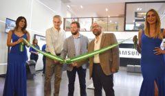 Samsung Bolivia 2 240x140 - Samsung inauguró su segunda tienda de experiencia en Bolivia
