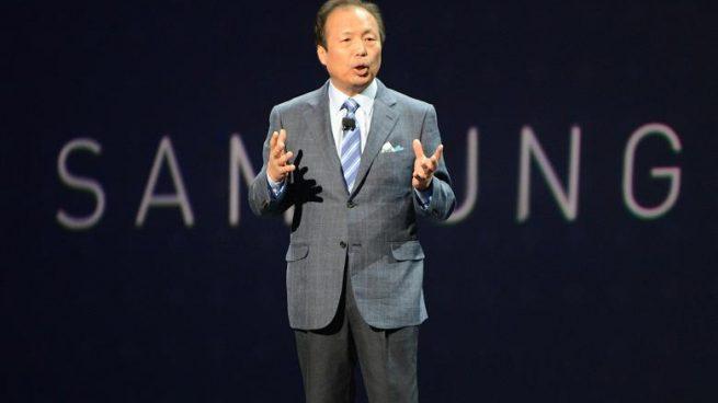 Samsung JK Shin Resultados 655 - Samsung podría dividirse en varias compañías presionada por accionistas