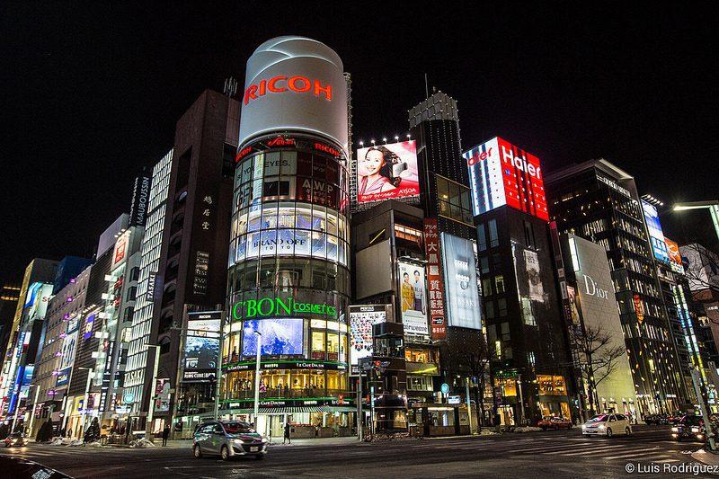 San'ai Dream Center - Conoce las calles donde se impone el visual merchandising