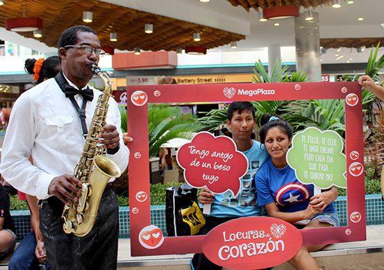 SanValentín3 - Perú: ¿Qué actividades preparan los malls por Día de San Valentín?