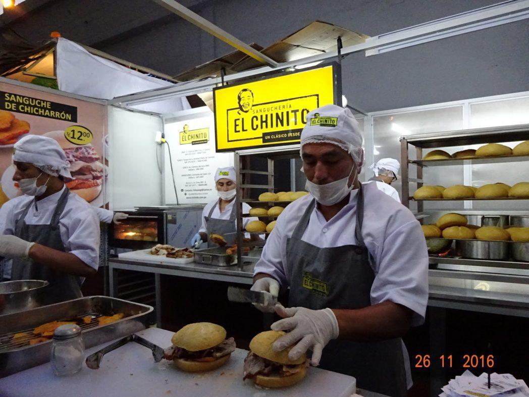 Sanguchería El Chinito - Perú: Cadena de sangucherías 'El Chinito' abre su décimo local en Los Olivos