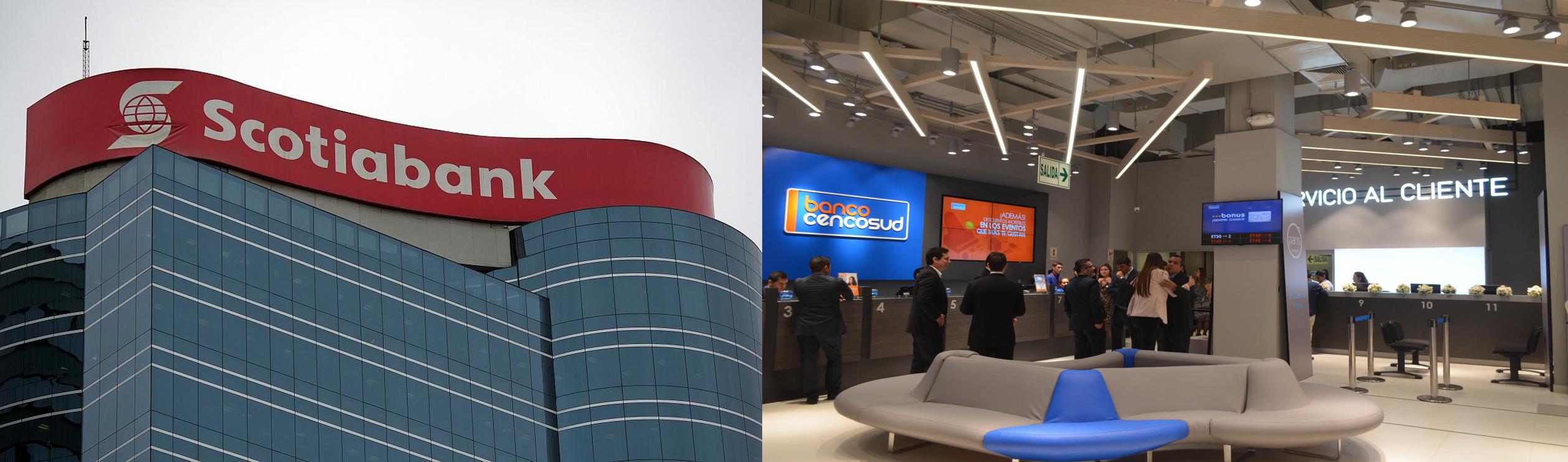Scotiabank y Cencosud - Cencosud reducirá deuda con recursos de venta de banco en Perú