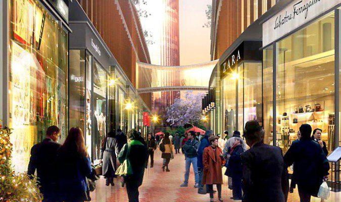 malls del futuro