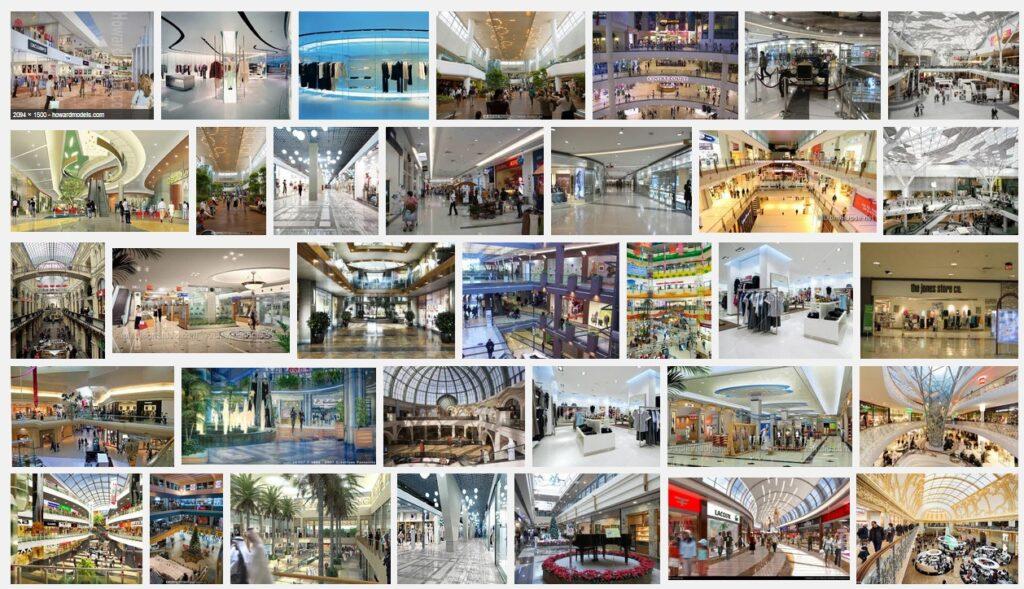 Shopping Malls Google