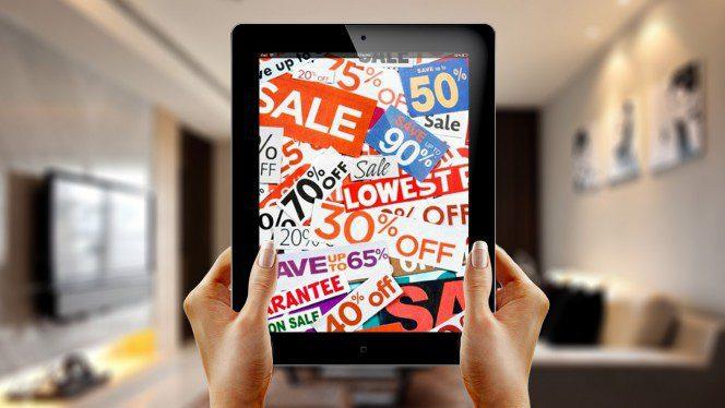 Shopping Sales Online mcommerce - Diez tendencias de la transformación digital del retail