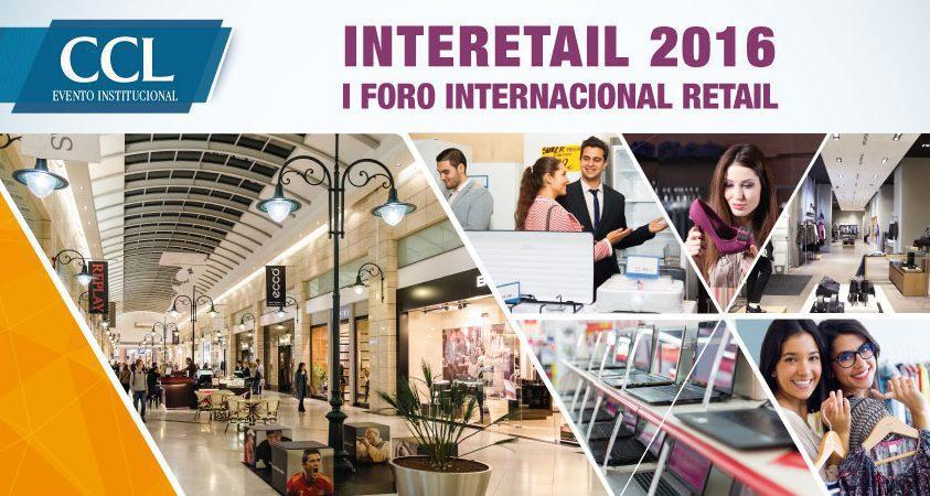 Sin título2 - Interetail 2016. Primer foro internacional de retail