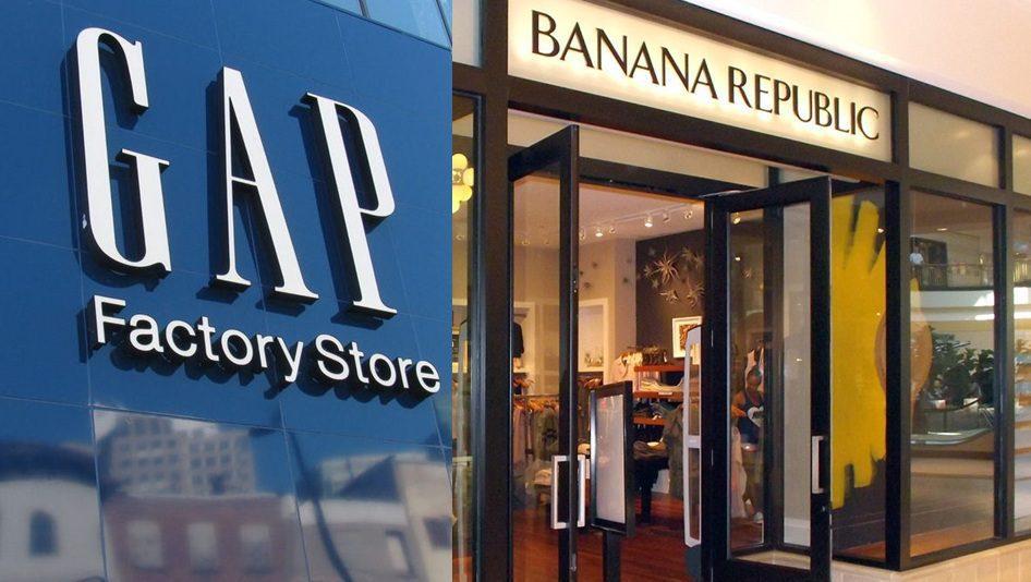 Sin título7 - Gap cierra su cadena Banana Republic en Reino Unido