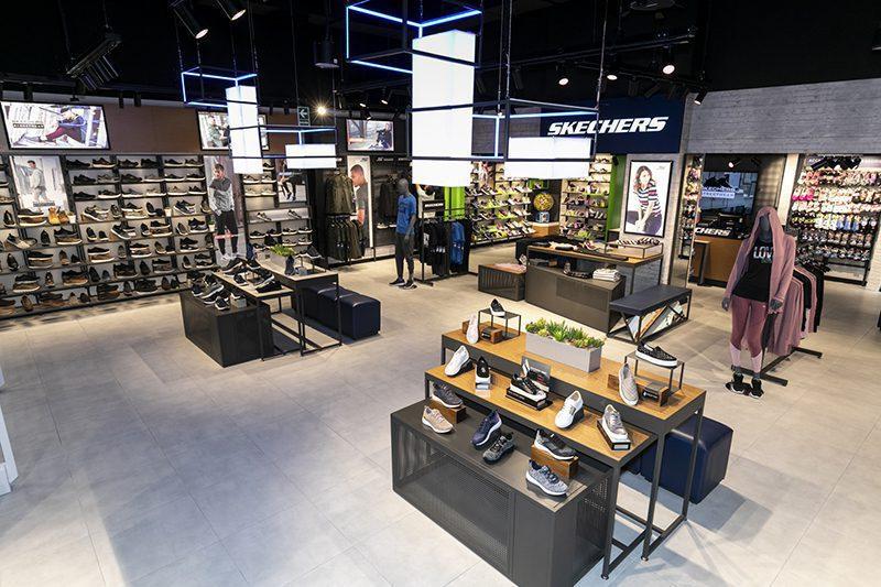 Skechers 2 - Perú: Skechers abre su nueva flagship store en el Jockey Plaza