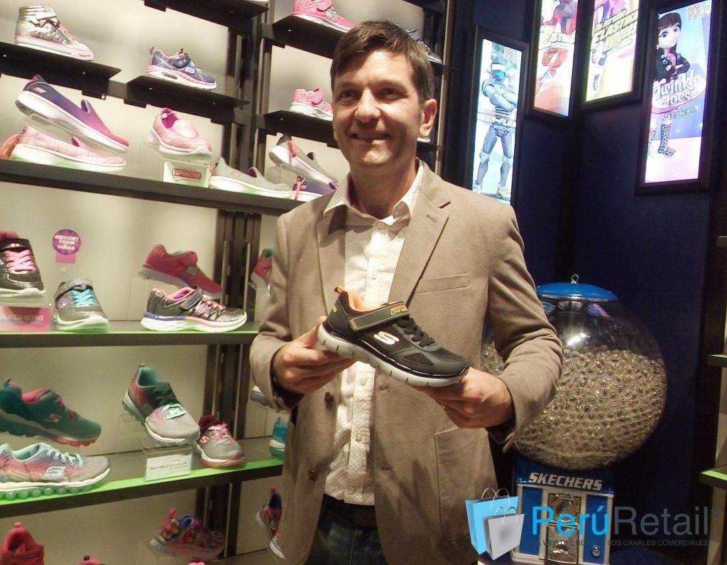 Skechers Mall del Sur 3 Peru Retail 1024x795 - Skechers inauguró oficialmente una exclusiva tienda en Mall del Sur