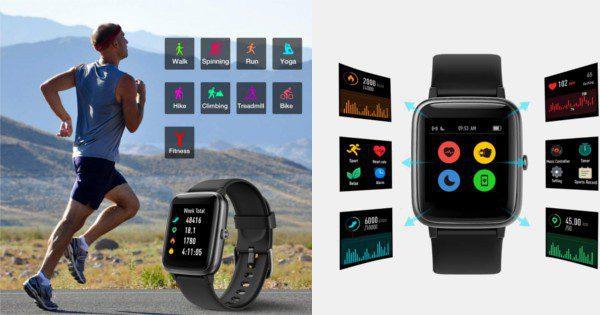 Smartwatch - Mercado en desarrollo: 'wearables' crecerán a un ritmo anual del 19% hasta 2023