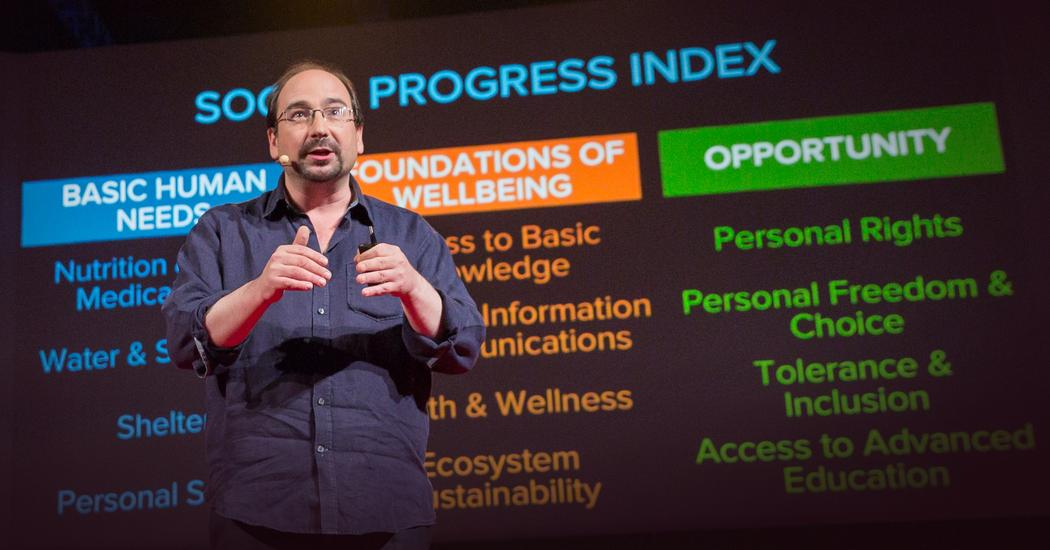 Social Progress Imperative 12 - Finlandia y Dinamarca son los países con el mejor índice de progreso social