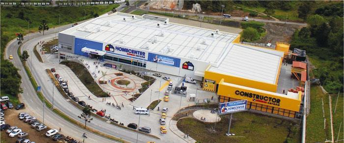 Sodimac abrirá su centro de distribución más grande de Colombia
