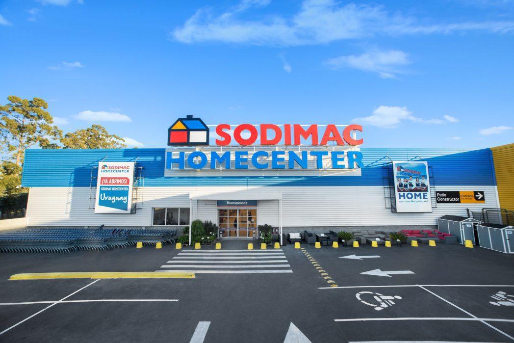 Sodimac inaugura tienda insignia en brasil for Sodimac terrazas chile