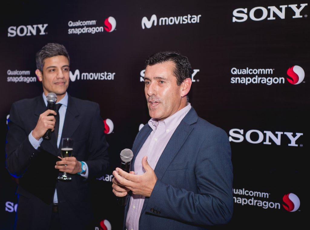 Sony 4375 1024x761 - Sony Mobile presenta en Perú el Xperia XZ1