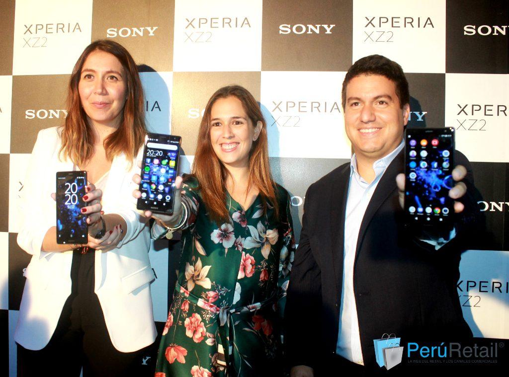 Sony 7011 Peru Retail - Perú: Sony Xperia cuenta con importante portafolio de celulares