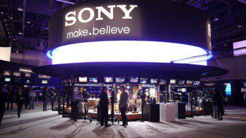 Sony stand e1333976220924 - Sony ya venía despidiendo a empleados para lidiar sus enormes pérdidas