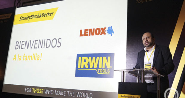 Stanley Black Decker - Stanley Black & Decker refuerza su posición gracias a la compra de Irwin y Lenox