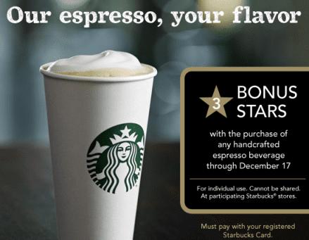 "Starbucks ""Stars"" 1"