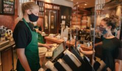 Starbucks COVID 2020