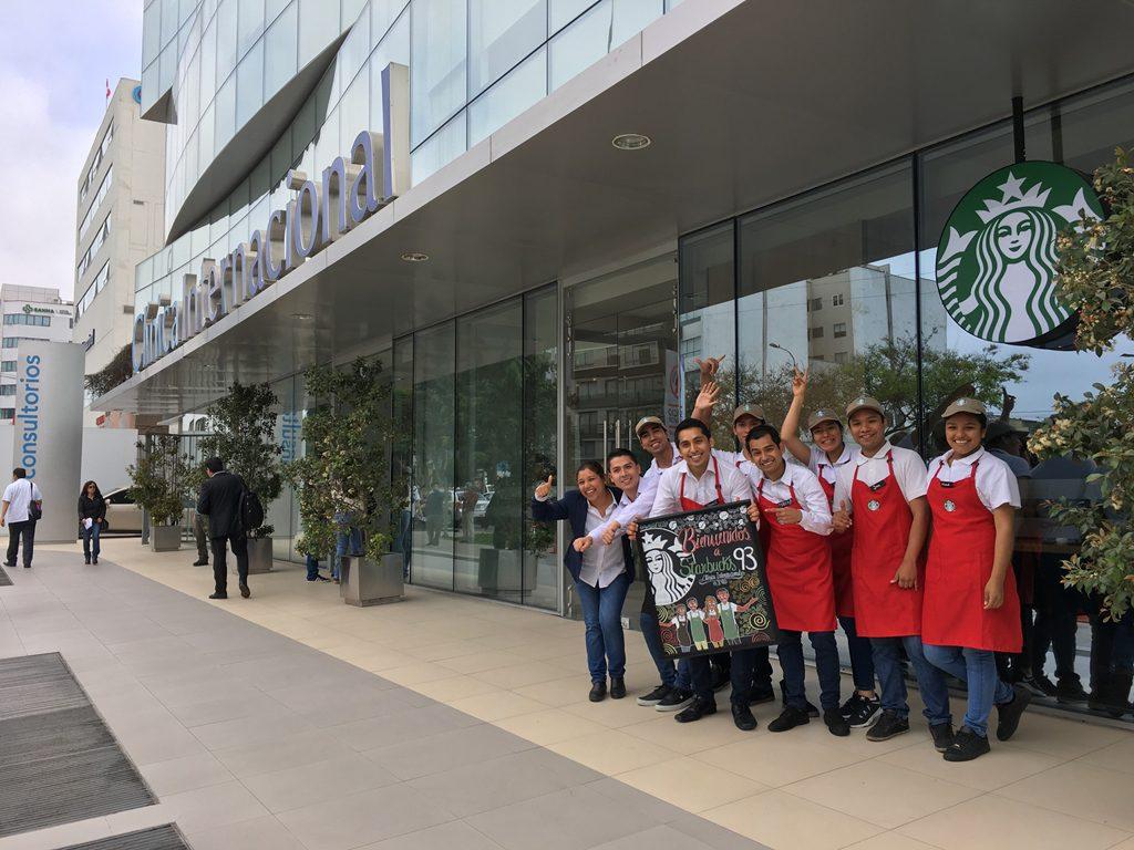 Starbucks Clínica