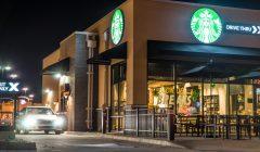 "Starbucks Drive Thru Sanders and Hinkleville Paducah KY 240x140 - Perú: Starbucks presentará servicio ""Drive-Thru"" y remodela locales"